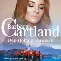 Cover for Den stolta prinsessan