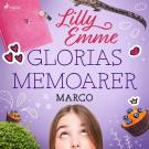 Cover for Glorias memoarer: Marco