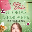 Cover for Glorias memoarer: Ryktesskurken