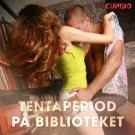 Cover for Tentaperiod på biblioteket