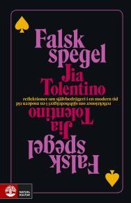 Cover for Falsk spegel : reflektioner om självbedrägeri i en modern tid