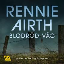 Cover for Blodröd våg