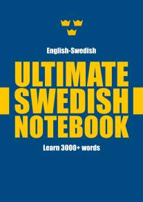 Cover for Ultimate Swedish Notebook