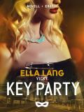 Cover for Vicky: Key party