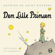 Cover for Den lille prinsen