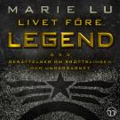 Cover for Livet före Legend