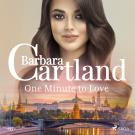 Cover for One Minute to Love (Barbara Cartland's Pink Collection 137)