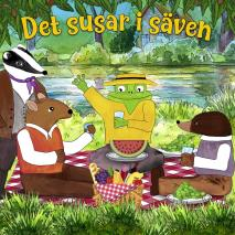Cover for Det susar i säven - Samling