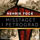 Cover for Misstaget i Petrograd