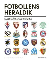 Cover for Fotbollens heraldik