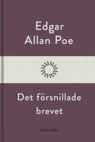 Cover for Det försnillade brevet