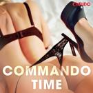 Cover for Commando Time