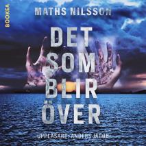 Cover for Det som blir över