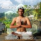 Cover for Anand Anubhuti