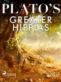 Cover for Plato's Greater Hippias