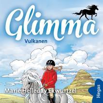 Cover for Glimma - Vulkanen