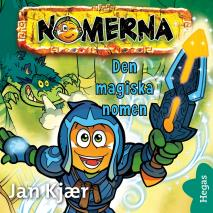 Cover for Den magiska nomen