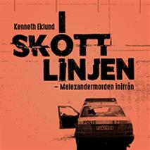 Cover for I skottlinjen