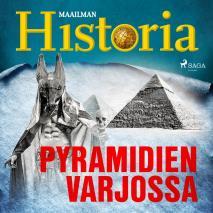Cover for Pyramidien varjossa