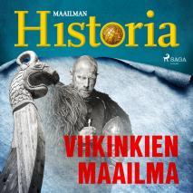 Cover for Viikinkien maailma
