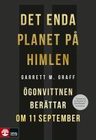 Cover for Det enda planet på himlen : ögonvittnen berättar om 11 september