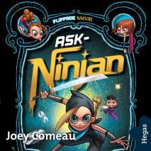Cover for Ask-Ninjan
