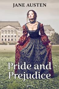 Cover for Pride and Prejudice