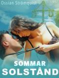Cover for Sommarsolstånd - erotisk novell