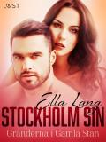 Cover for Stockholm Sin: Gränderna i Gamla Stan