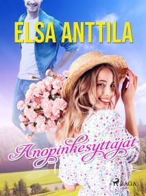 Cover for Anopinkesyttäjät