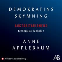 Cover for Demokratins skymning