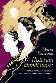 Cover for Historian jännät naiset