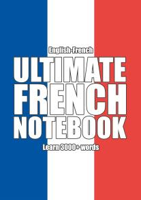 Cover for Ultimate French Notebook