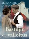 Cover for Bastiljin valloitus
