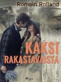 Cover for Kaksi rakastavaista