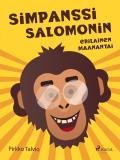 Cover for Simpanssi Salomonin erilainen maanantai