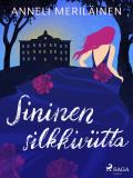 Cover for Sininen silkkiviitta