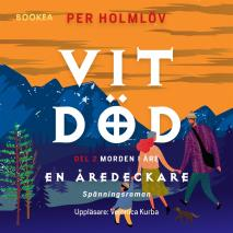 Cover for Vit död: en Åredeckare