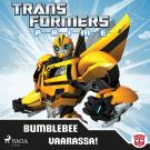 Cover for Transformers - Prime - Bumblebee vaarassa!
