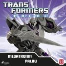 Cover for Transformers - Prime - Megatronin paluu