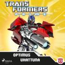Cover for Transformers - Prime - Optimus uhattuna