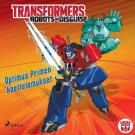Cover for Transformers - Robots in Disguise - Optimus Primen koettelemukset