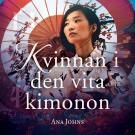 Cover for Kvinnan i den vita kimonon
