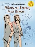 Cover for Måns och Emma, första kärleken