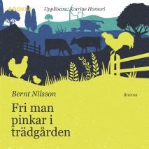 Cover for Fri man pinkar i trädgården