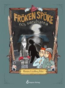 Cover for Fröken Spöke och varulvarna