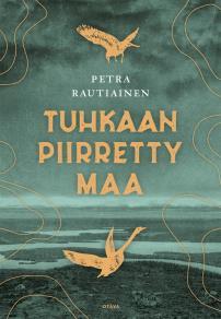 Cover for Tuhkaan piirretty maa