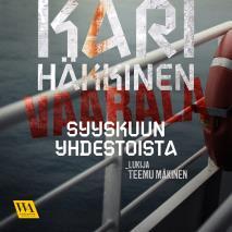 Cover for Syyskuun yhdestoista