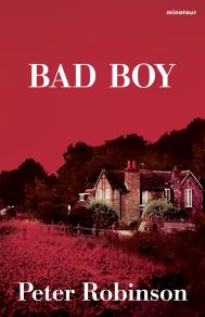 Cover for Bad boy