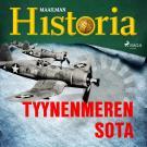 Cover for Tyynenmeren sota